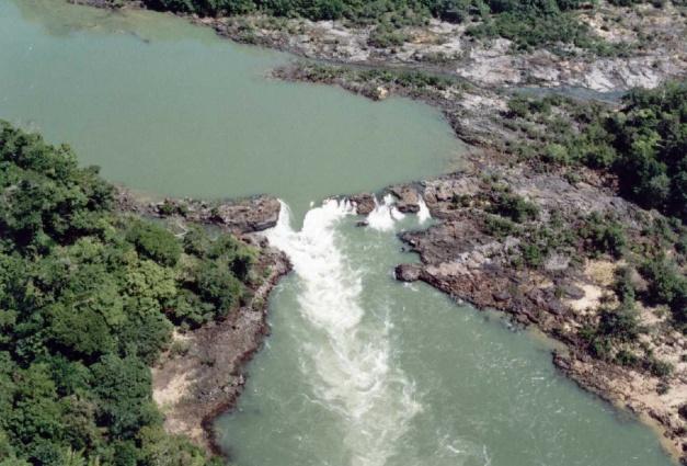 Futura localização da usina hidrelétrica de Belo Monte