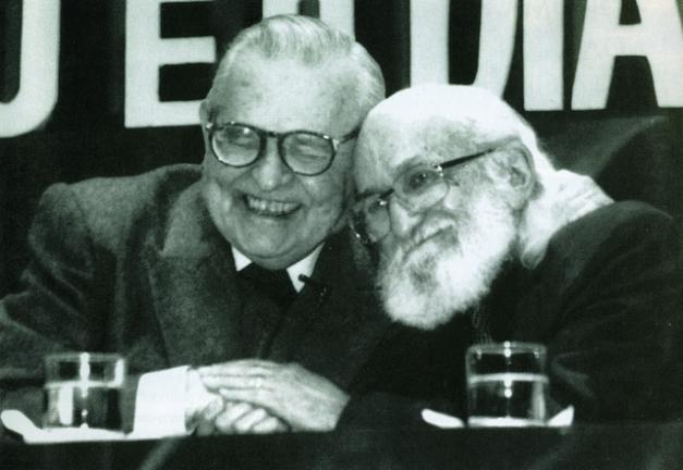 Paulo Freire e Dom Paulo Evaristo Arns