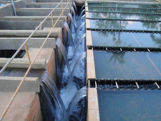 Estação de Tratamento de Água - ETA I Pirapitinguí